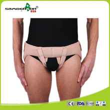 Double Inguinal Hernia Support Belt - Truss Brace with two pressure pads