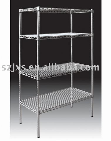 Metal storage <strong>rack</strong>