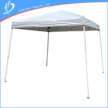 Outdoor Commercial Advertising Event Collapsible Tent With Waterproof 210D Oxford Fabric Cover