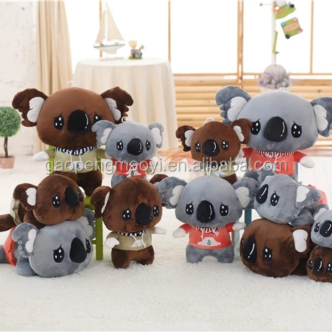 New design cute and lovely custom top quality hot selling koala doll gift for Children's day