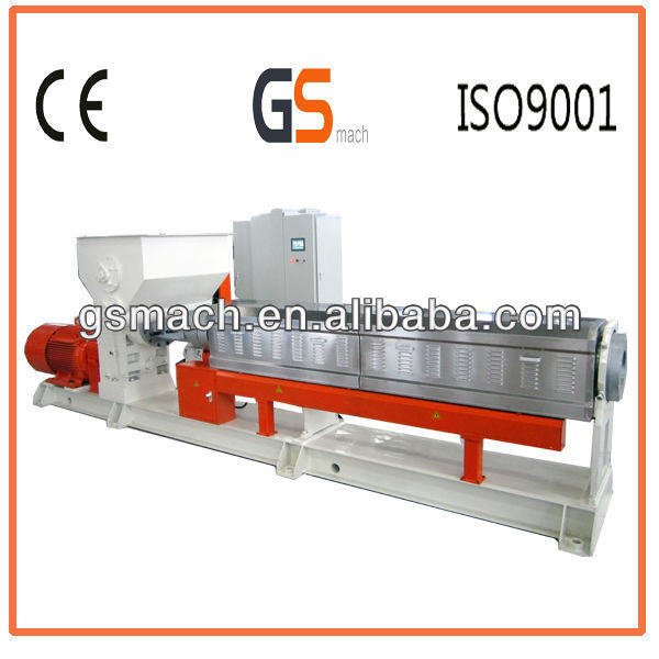 High Output & Competitive Price WPC Wood-plastic granulator twin screw extruder