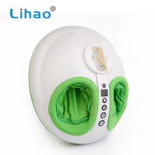 LIHAO Products Manufacturer 100-240V Automatic Electric Foot Massager For Feet