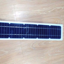 Manufacturers customize monocrystalline solar panels use sunlight