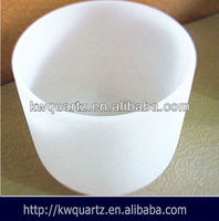 fused silica quartz quartz glass boat from china supplier