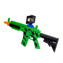 cell phone stand holder ar game gun