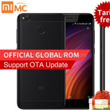 "Global Version Xiaomi Redmi 4X 4 X PRO Smartphone 3GB 32GB 5.0"" HD Screen Snapdragon 435 Octa Core 4100mAh 13.0MP LDD LTE OTA"