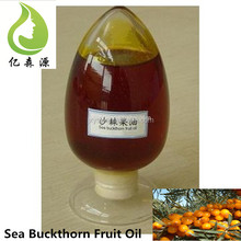 Cold Pressed Sea Buckthorn Fruit Oil Berry Oil To Lower Blood Pressure