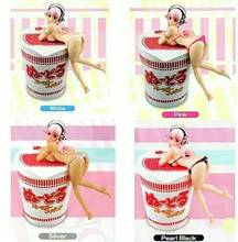 Super Sonico Instant Noodles Sonico Figure price for 1 piece only Hot pvc sexy anime figure