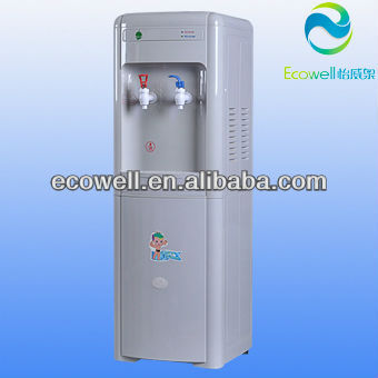 hot selling floor standing water dispenser POU hot and cold water dispenser