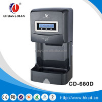 1100w Professional High Speed Wall Mounted Electric Sensor Jet Air Hand Dryer for hotel CD-680D