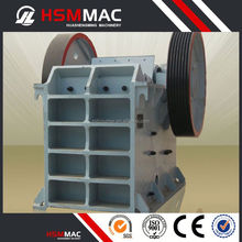 HSM Stone Crusher Machine Jaw Crusher For Concrete Recycling