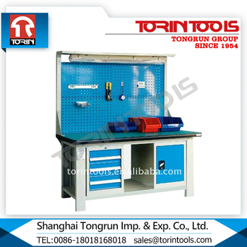 Work BenchCustom Fireproof Heavy Load Modular Stainless Steel Work Bench