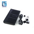 USB 78 Keys Pos Programmable Keyboard with MSR