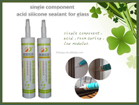 Acid Silicone Sealant