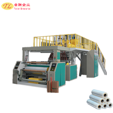 High output top qulity stretch film slitter rewinder machinery