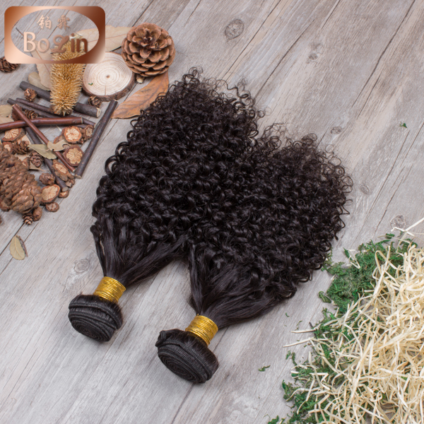New arrived best selling wholesale alibaba expression hair products from china kinky curly human hair weave