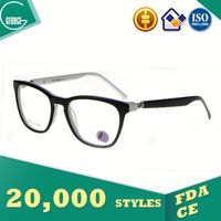 wide temple metal optical frames cheap paper 3d glasses metal fashion optical glasses