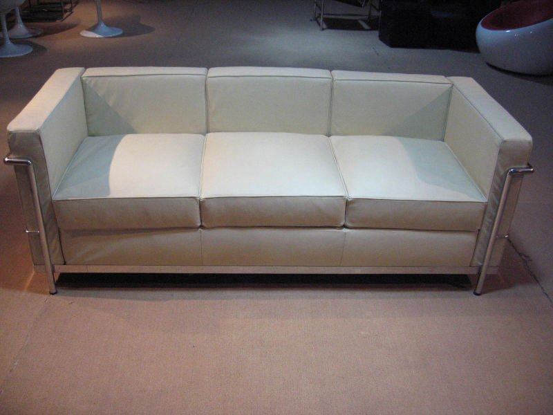Sofa 3 Le Corbusier Lc2 Seater Wohnzimmer Sofa Produkt Id 306980619