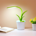 2018 hot Sale the lamp clivia night light grass shape lamp on the desk