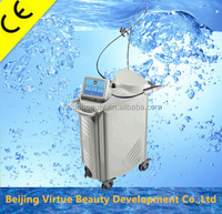 2016 Best technology for hair removal Alexandrite Laser 755nm/permanent hair removal machine
