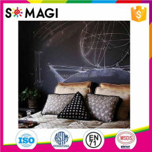 China Supplier Large Vinyl Wall Stickers Home Decor Chalkboard Wall Decal Sticker