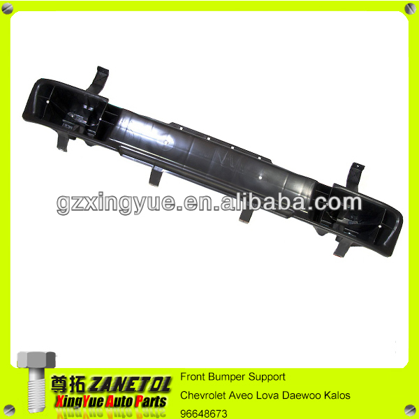 Car Auto Rear Bumper Support Mounting Bracket For Chevrolet Aveo Lova Daewoo Kalos 96648673
