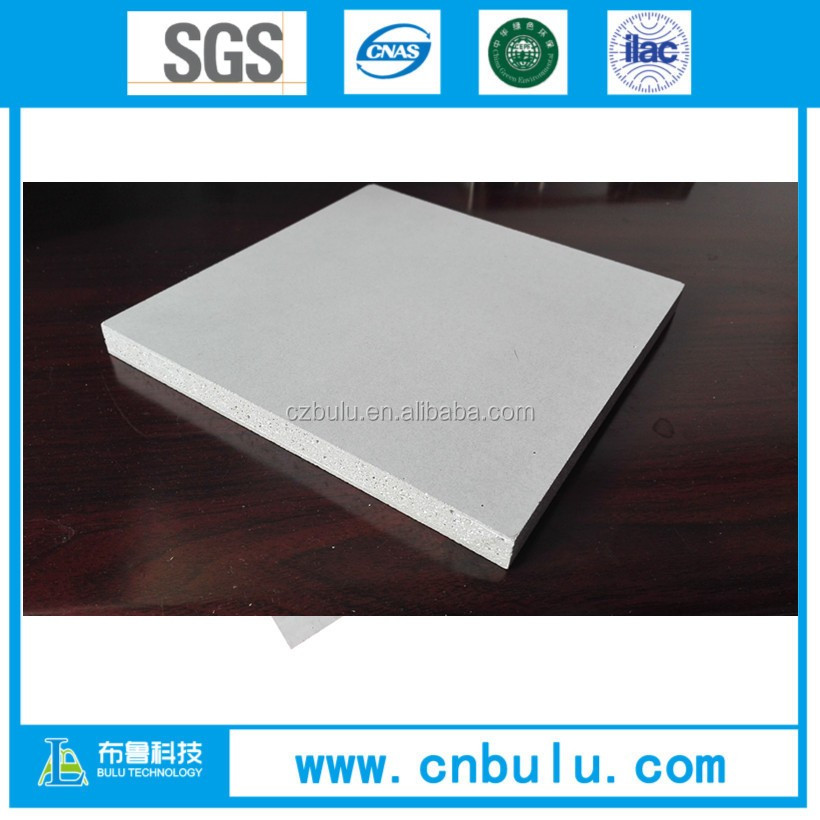 10mm fireproof insulation board magnesium oxide board