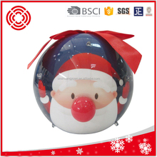 New design wholesale Hanging Ornament Christmas Foam Ball