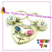 Romantic Rose love metal musical gifts, related musical gifts for couple
