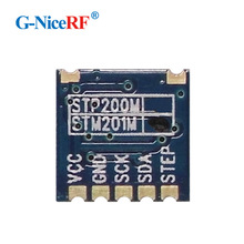 NiceRF STP101M Pulse-output Interface Embedded 3D Pedometer Module