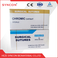 Health Medical Absorbable Chromic Catgut Plain