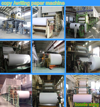 Power saving and good quality a4 copy paper production line. A4 white paper,white office paper making machine