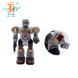 Wholesale top intelligent robot 28108A electronic toy educational robot battery operated toy for kids