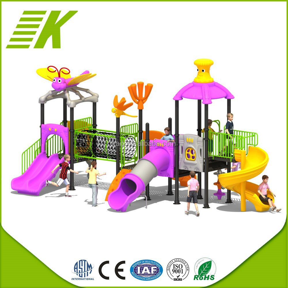2015 hot sale kids outdoo playground spare part