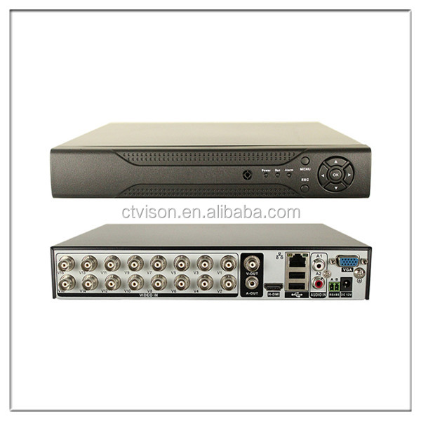Digital Surveillance Recorder 16-Channel HD-TVI hotsale full hd 1080p dvr good quality