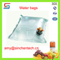 2016 transparent watr bag in box with butterfly valve