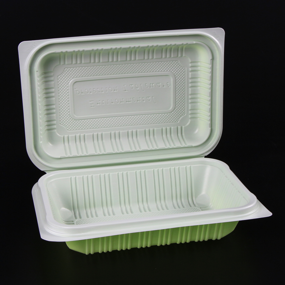 Hot Design Clamshell Microwave Disposable food packaging