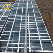 Mild Steel Heavy Duty Steel Grating 75mm x 6mm Metal Drain Grates welded Steel Bar Grating
