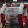 Durable lake equipment water wheel inflatable in hot sale