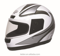 Motorbike full face helmet with DOT CE approved ABS shell for saftey protection