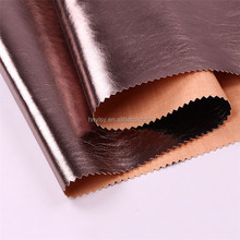 0.3-1.2mm environmental protection mirror rexine pvc synthetic leather for handbag