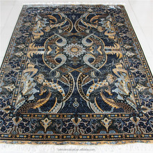 Most popular exported to Saudi Arabia handmade persian carpet from China