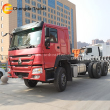 Heavy Manual 340 380 420 Tractor Truck Head Sinotruk 6x4 Tractor Truck For Sale