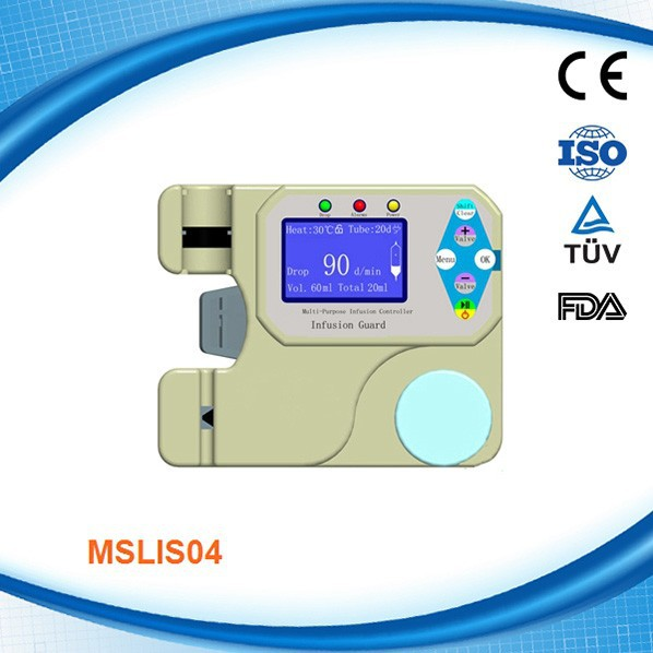 Hospital medical used infusion pump MSLIS04D,Medical high pressure infusion