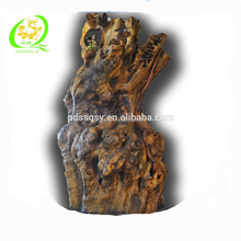 Lucky Wood Carving Antique Decoration Eight Immortals Cross the Sea