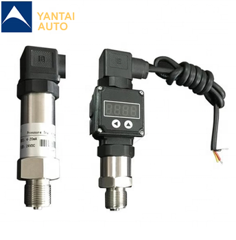 High Accuracy compact pressure transmitter 4-20mA China manufacturer