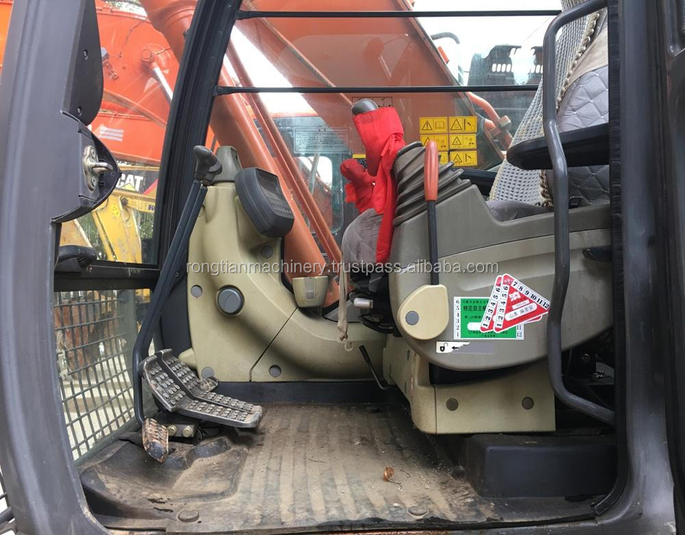 Good quality used hitachi excavator ZX210 for sale/ hitachi excavator with low price