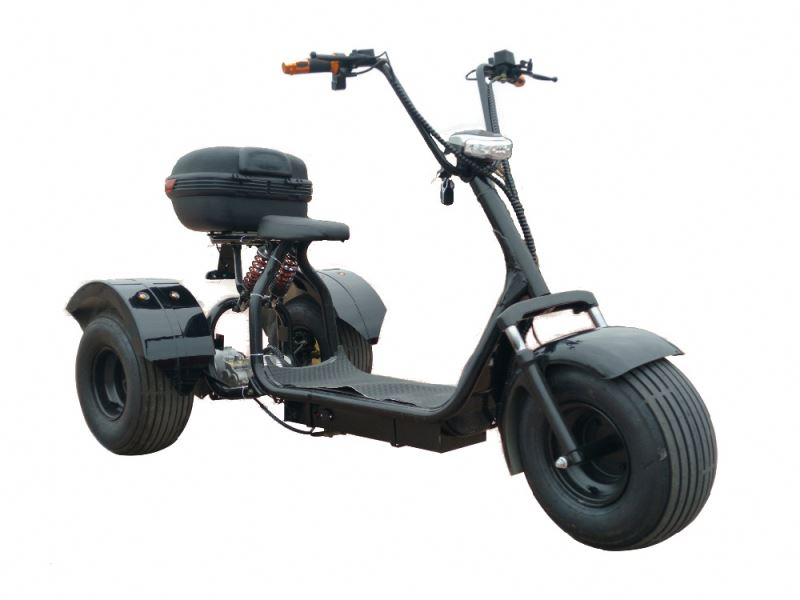 CE CERTIFIED cargo scooter