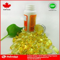 EPA DHA supplement fish oil with omega