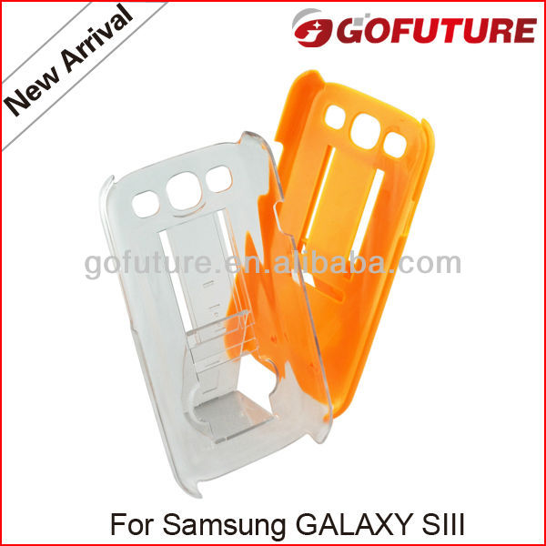 Factory supply, custom hard cover for cell phone,cell phone cover for samsung galaxy s3